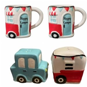 Campers camping kitchen set